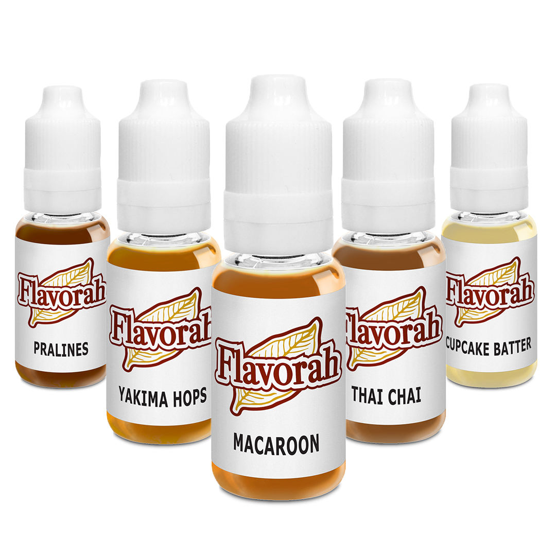 Flavorah FLV - The Flavoring for <b>Ejuice</b> | DIY Flavor <b>Concentrate</b>