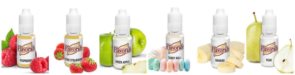 Fabulous Fruit eJuice Recipe Idea – Flavorah FLV