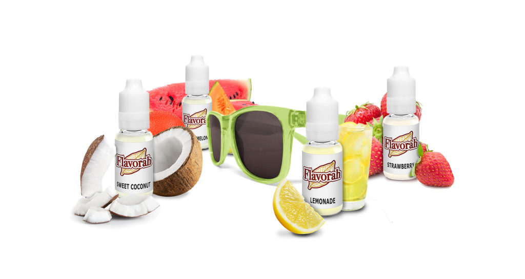 summertime ejuice recipes