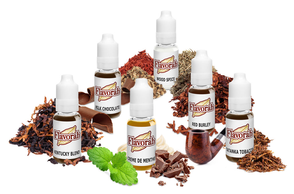 Andy's bac ejuice recipe