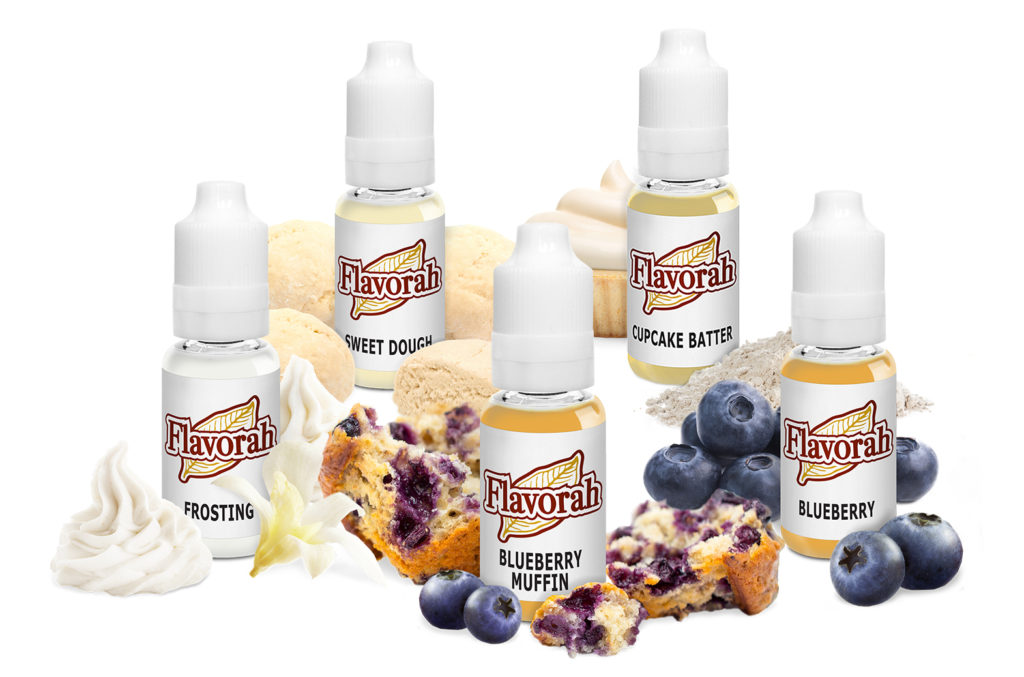 blueberry sweet rolls ejuice recipe