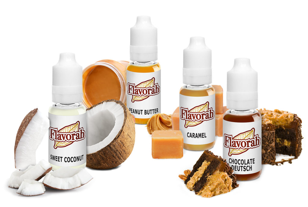 choconut haystack ejuice recipe idea